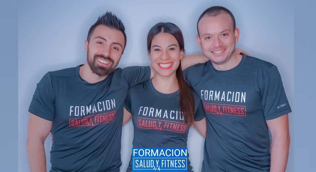 FORMACIÓN SALUD Y FITNESS